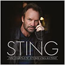 The Complete Studio Collection  (LTD 16-LP Box) [Vinyl LP]