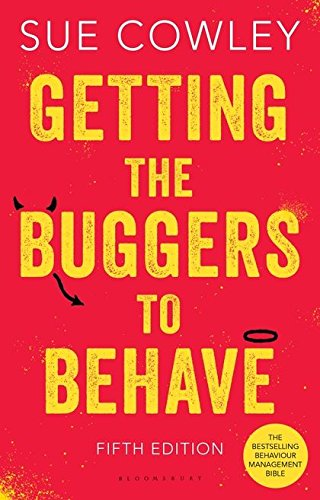 Getting the Buggers to Behave por Sue Cowley