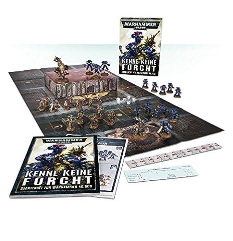 Warhammer 40.000: Kenne keine Furcht (Warhammer 40k Figuren)