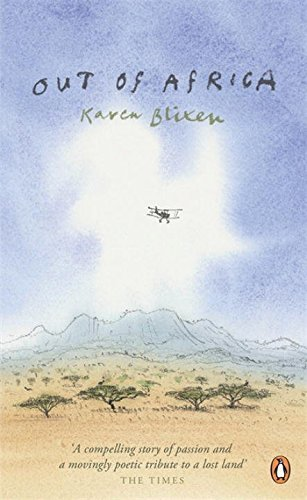 Penguin Essentials Out of Africa by Karen Blixen (2011-05-17)