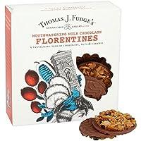 Thomas J Fudges Florentines Chocolate Con Leche Dulce De Azúcar De 8 Por Paquete (Paquete