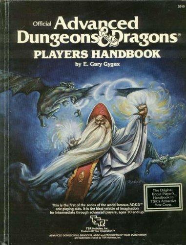 Player's Handbook by Gary Gygax (1978-08-02)
