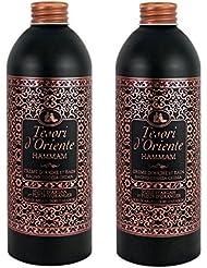Tesori d Oriente Hammam Gel Crème Douche Bain Apaisante 500 ml - Lot 9f91b55b2fe3