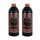 Tesori d'Oriente Hammam Gel/Crème Douche/Bain Apaisante 500 ml - Lot de 2