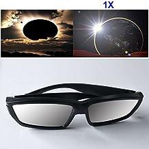Espeedy Visión plástica de los vidrios solares del eclipse de la manera 1 3  ec7c770034ba