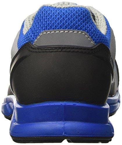 Diadora Stan Smith, Sneaker Bas du Cou Homme Blanc Cassé (Blu Nautico)