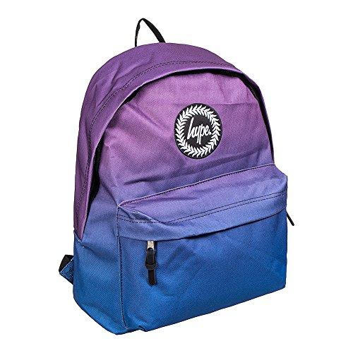 Hype Hombre Blackberry Fade Backpack, Púrpura, One Size