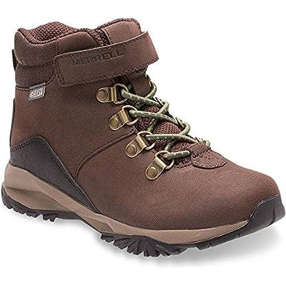 Merrell Boy's Ml-Alpine Casual Boot WTRPF High Rise Hiking 1