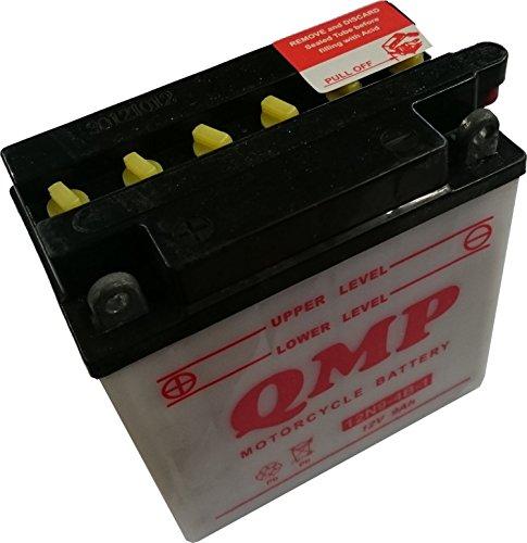 Batterie für HONDA 175ccm CL175 Scrambler Baujahr 1968-1973 (12N9-4B-1) Honda Cl175