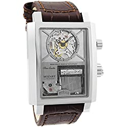 "Boegli Grand Festival Mozart ""The Magic Flute"" Manual Wound Men's Watch M.802"