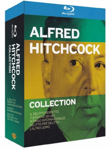 Preisvergleich Produktbild Alfred Hitchcock - Collection [Blu-ray] [IT Import]