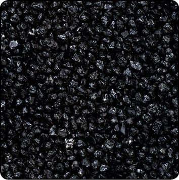 Season Dekogranulat Granulat Streudeko Farbgranulat Dekosteine Dekokies (schwarz)
