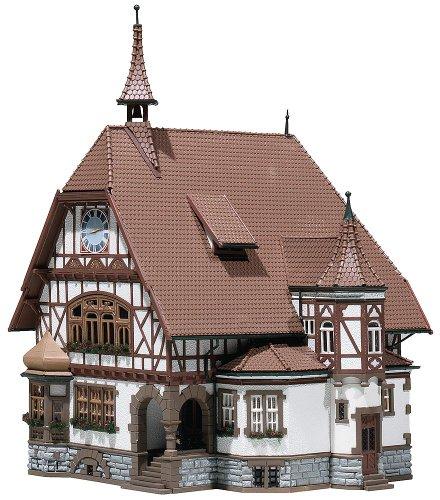 Faller - Vivienda para modelismo ferroviario H0 escala 1:87 Importado de Alemania