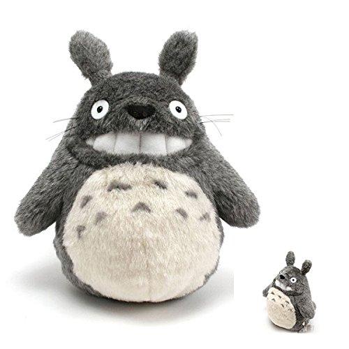 Tonari No Totoro Peluche Totoro Sorriso Smile 25 cm Originale Studio Ghibli