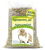 Wiesenknopf 15kg Kaninchenfutter