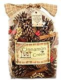 Christmas Scented Pot Pourri Gift Bag (Large 500g): Cinnamon, pine cones, citrus fruits & spice
