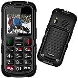 Mobiho-Essentiel le BAROUDEUR TOP 2 - Téléphone solide senior. Conviendra...