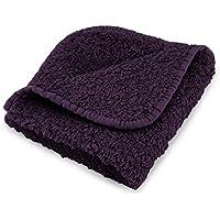 Abyss & Habidecor.- Toalla Super Pile Color Purple 490 en medida 70x140 cm