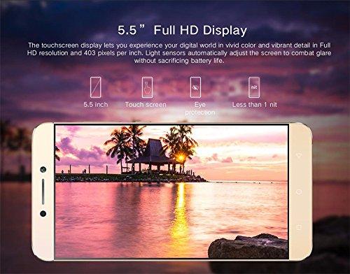 Letv LeEco | Le S3 X626 4G Telefono Cellulare 21 0MP 4 GB RAM 32 GB ROM  Deca Core MTK6797 Android 5 5