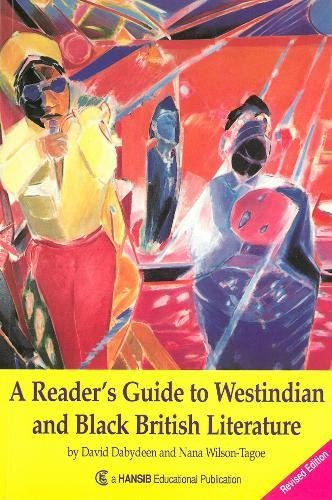 Readers Guide To West Indian And Black British Literature
