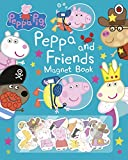 #2: Peppa Pig: Peppa and Friends Magnet Book