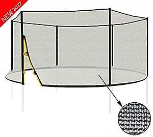L-F-430 [Model 2017] LifeStyle ProAktiv 430cm Filet de sécurité 130g / m² UV Résistant - TÜV / GS / CE