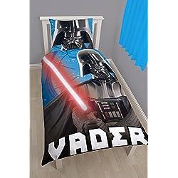Character World Star Wars Funda Nórdica Reversible Universe 135 x 200 cm / 48 x 74 cm