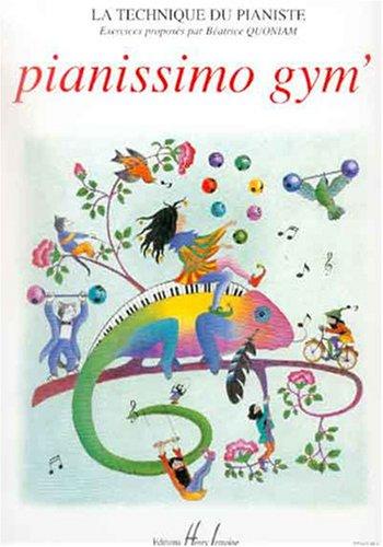 Pianissimo Gym' par Béatrice Quoniam