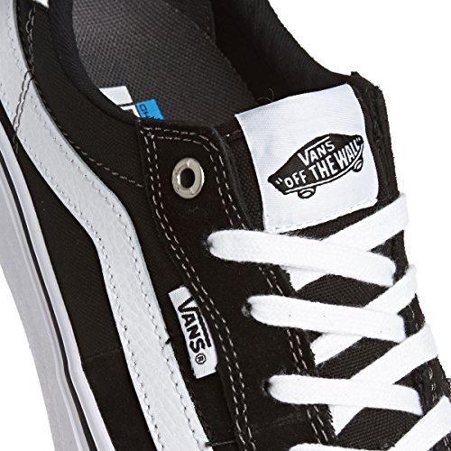 Herren Skateschuh Vans Style 112 Pro Skate Shoes Black/White