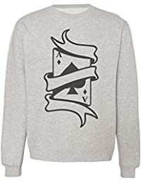 Nicely Wrapped Play Card Sudadera Unisex