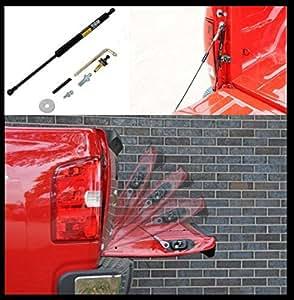 truck tailgate assist damper lift support for dodge ram 1500 year 02 08 2500 3500 year 03 09. Black Bedroom Furniture Sets. Home Design Ideas