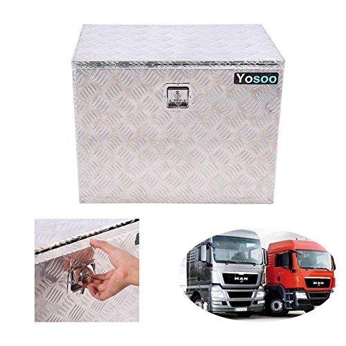 Caja de herramientas para camión de aluminio