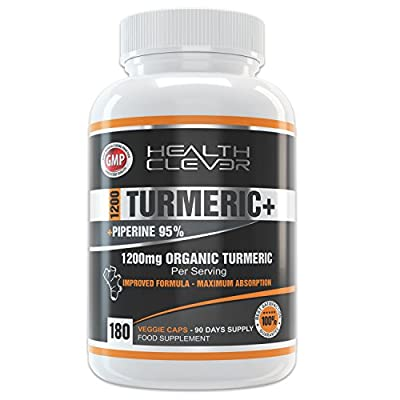 Turmeric Organic by Health Clever