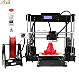 ANET A8 3D Printer DIY KIT support Multi Filament 8GSD Large Print Size
