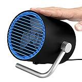 XING-ZI-fan C-K-P Ventilator, USB-Kleiner Tischventilator-2 Wind-Geschwindigkeits-Stummer Touch-Schalter Für Innenministerium-Schlafsaal