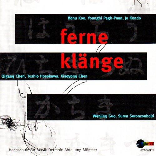 Neue Musik Aus Ostasien by Chen & Hosokawa (1998-11-16)