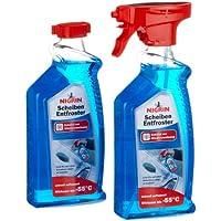 Nigrin 73972 - Producto para eliminar la escarcha, paquete doble (2 x 500 ml)
