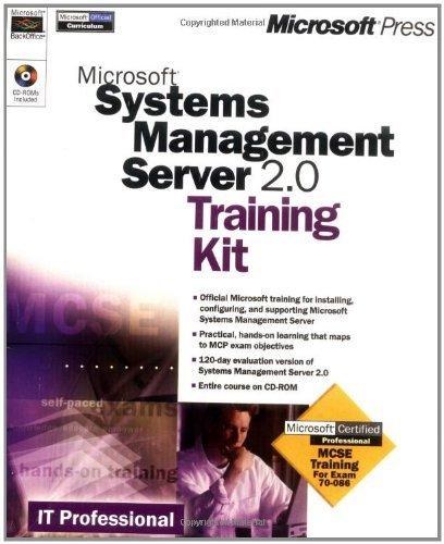 Microsoft Systems Management Server 2.0 Training (Training Kit) by Microsoft Corporation (1999-06-01)
