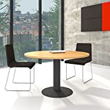 OPTIMA runder Besprechungstisch Esstisch Küchentisch Tisch Buche Rund Ø 120