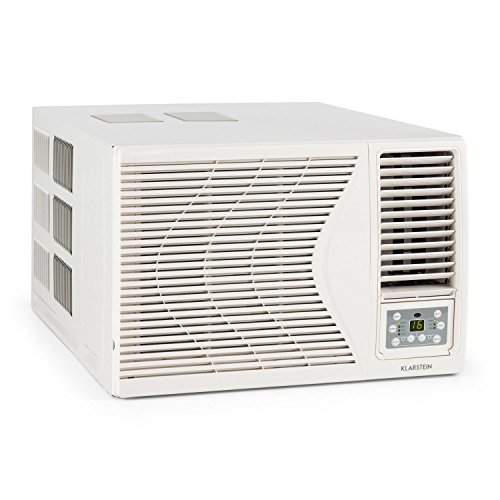 Klarstein Frostik aire acondicionado de ventana 9000 BTU clase A R32 mando...