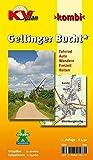 Geltinger Bucht: 1:10.000 Amtsplan mit Freizeitkarte 1:25.000 inkl. Radrouten, Wander- und Reitwegen (KVplan Schleswig-Holstein-Region / http://www.kv-plan.de/Schleswig-Holstein.html) - Kommunalverlag Tacken e.K.