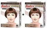 RADICO-ACE-HERBAL BASED NATURAL BROWN HA...