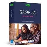 Sage 50 Buchhaltung Comfort Buchhaltungs-Software PC, für Start-Ups & KMUs, Jahresabschluss, effiziente Finanz-Buchhaltung inkl. EÜR/Bilanz, 2 Arbeitsplätze
