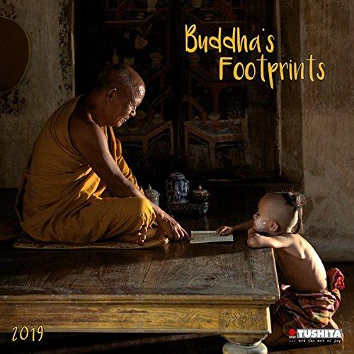 Buddha's Footprints 2019 Mindful Edition: Buddhas Wege