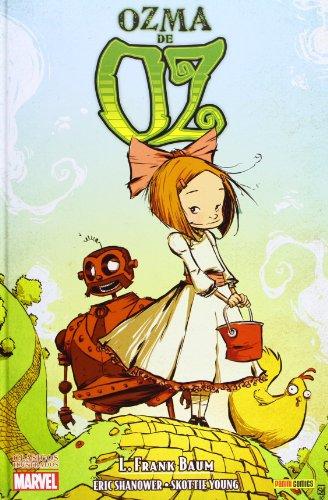 Ozma De Oz (Clasicos Ilustrados Marvel)