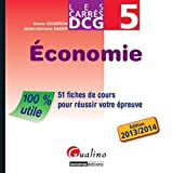 Carrés DCG 5 - Economie