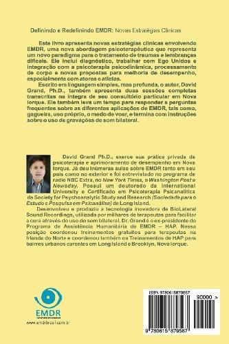 Definindo e Redefinindo EMDR: Novas Estratégias Clínicas