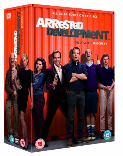 Series 1-4 (11 DVDs)