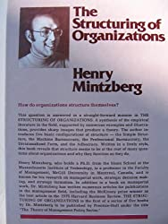 The Structuring of Organizations: A Synthesis of Research