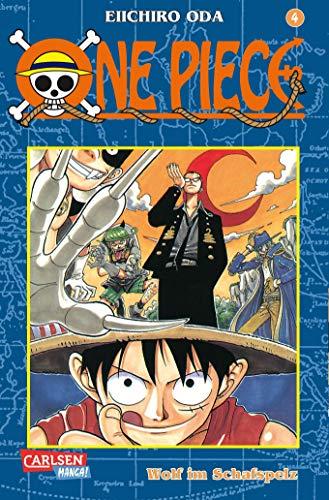 One Piece, Bd. 4, Wolf im Schafspelz